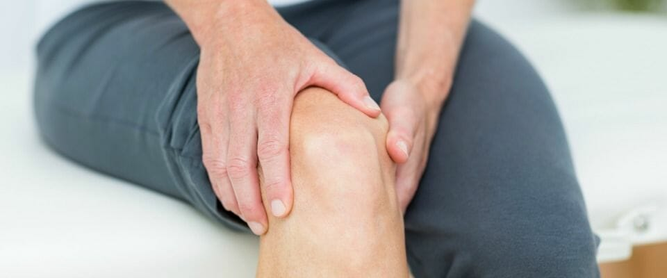 Knee pain…what have I done?
