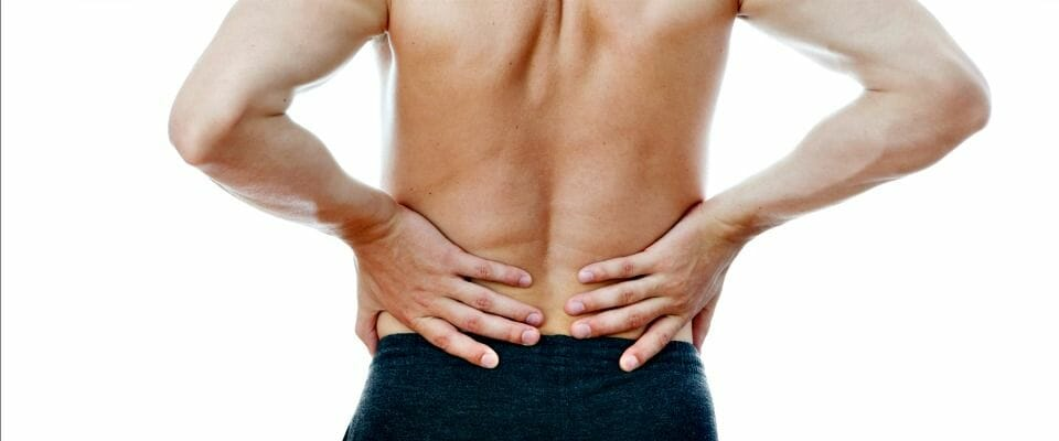 Key facts about lower back pain