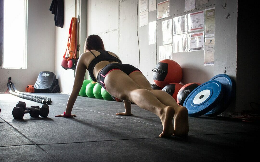 Can I exercise with back pain?