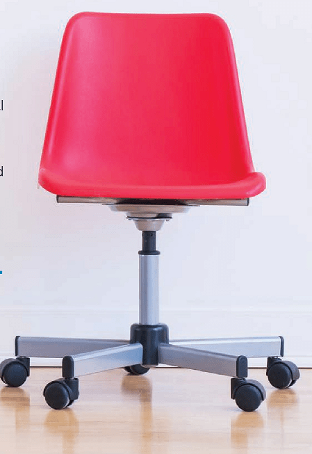 Are you sitting comfortably? Exercises for Office Workers