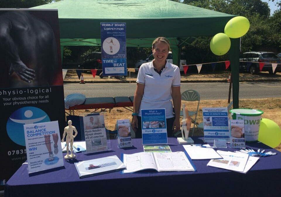 Free Physiotherapy Assessments in support of Rowans Hospice