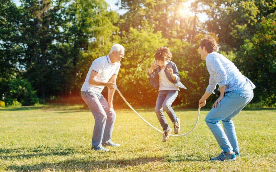Back pain advice for Grandparents