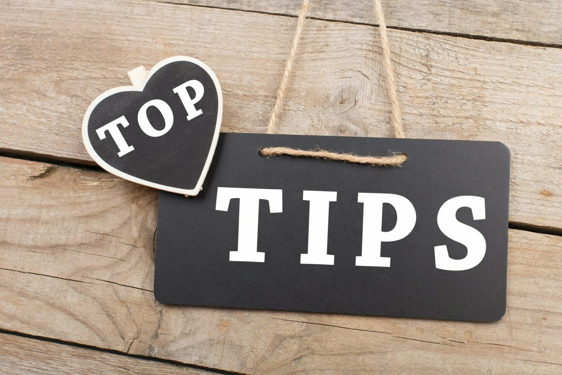 Top Tips for Back Pain (CSP)