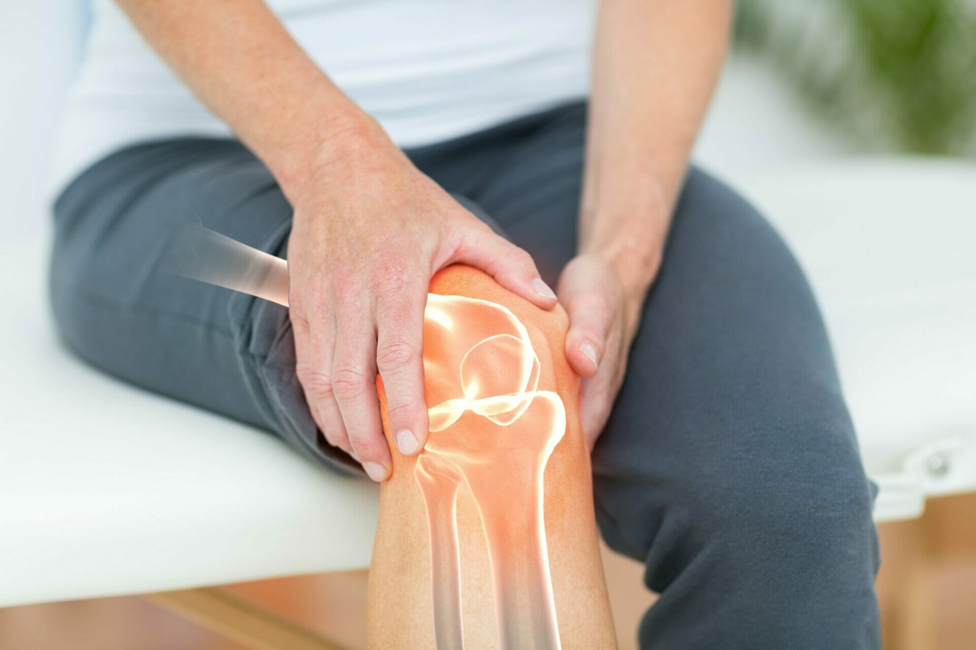 I've been told I have wear and tear in my knee, is it wear and tear or anterior knee pain?