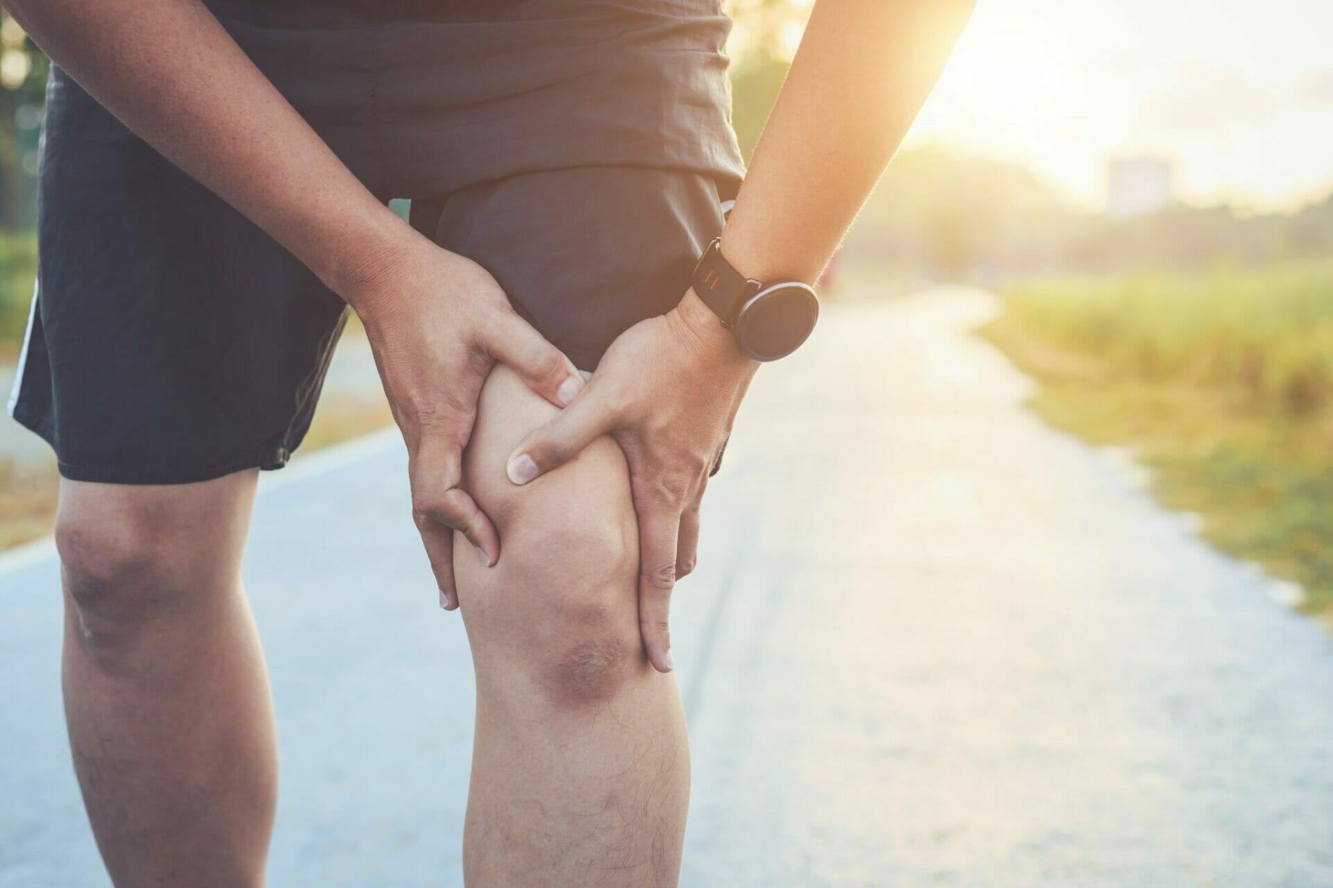 I've got knee pain, is it arthritis?