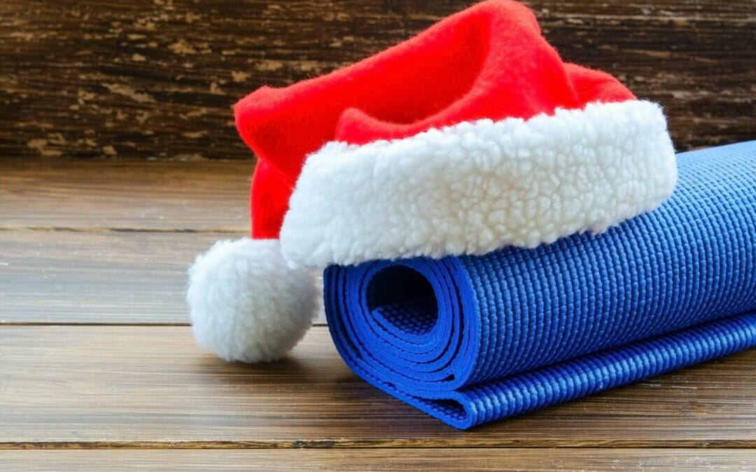 Stay strong and flexible this festive season