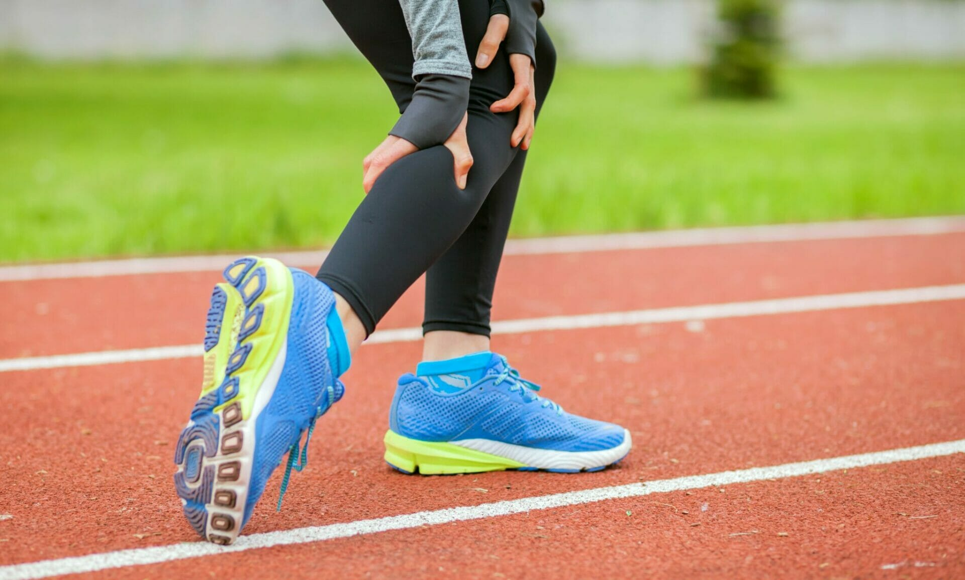 How do I get rid of a strained calf muscle?