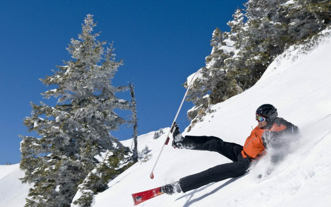 Common Skiing Injuries and what to do?