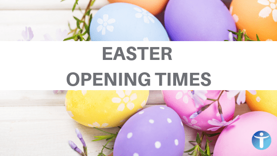 Easter Opening Times 2019…