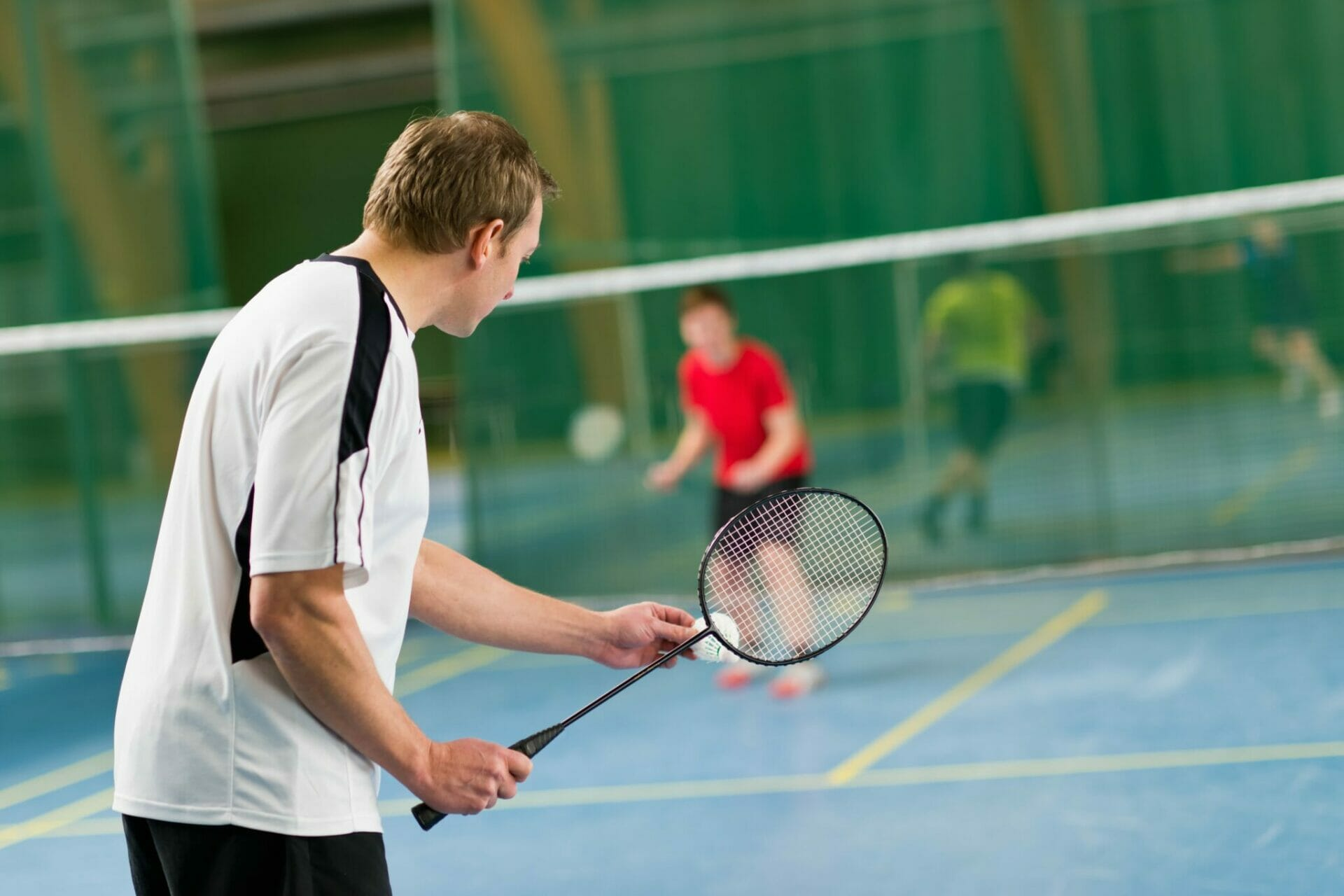 Wrist Sprain – Self Help Exercises for Badminton Players