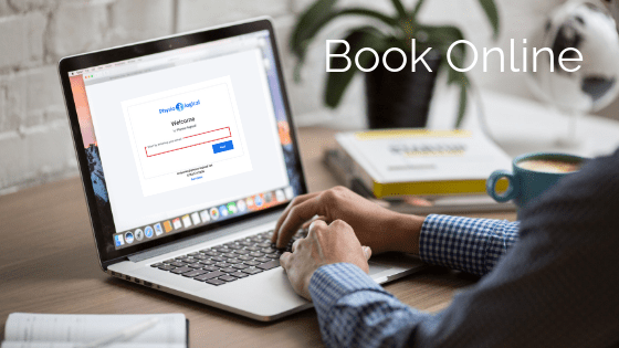 New Online Booking System – Making An Appointment Just Got Easier!