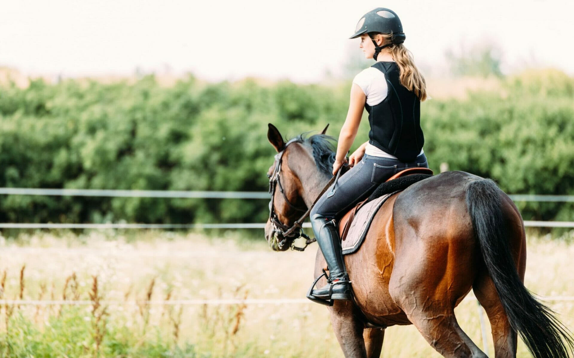 Are you a horse rider and do you feel that your pelvis is out of alignment?