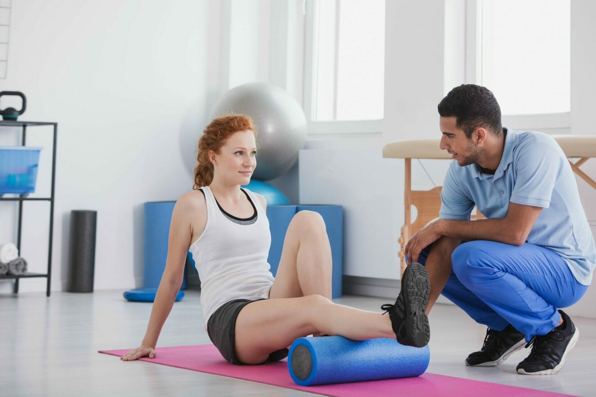 4 Basic Exercises for Knee Pain
