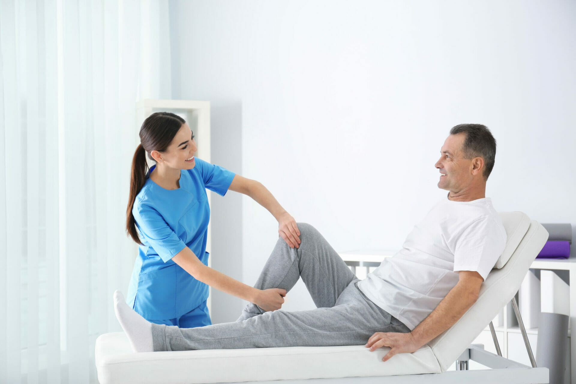 Rehab Exercises for Meniscal (Cartilage) Tear