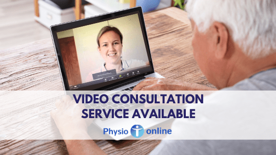 Video Consultation Service at Physio-logical