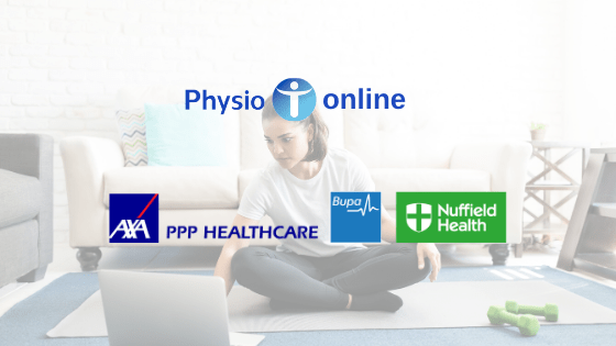 Does my Health Insurance cover Physio online consultations?