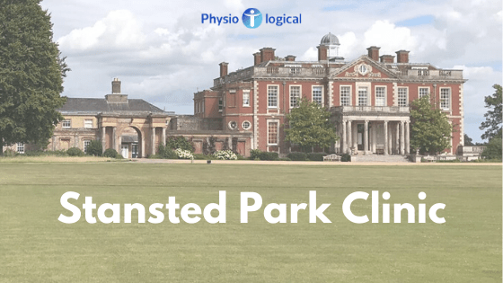 New Physiotherapy Clinic within Stansted Park, Rowlands Castle
