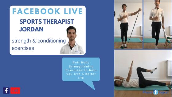 Full Body Strengthening Exercises