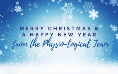Merry Christmas from Physio-logical – 2020