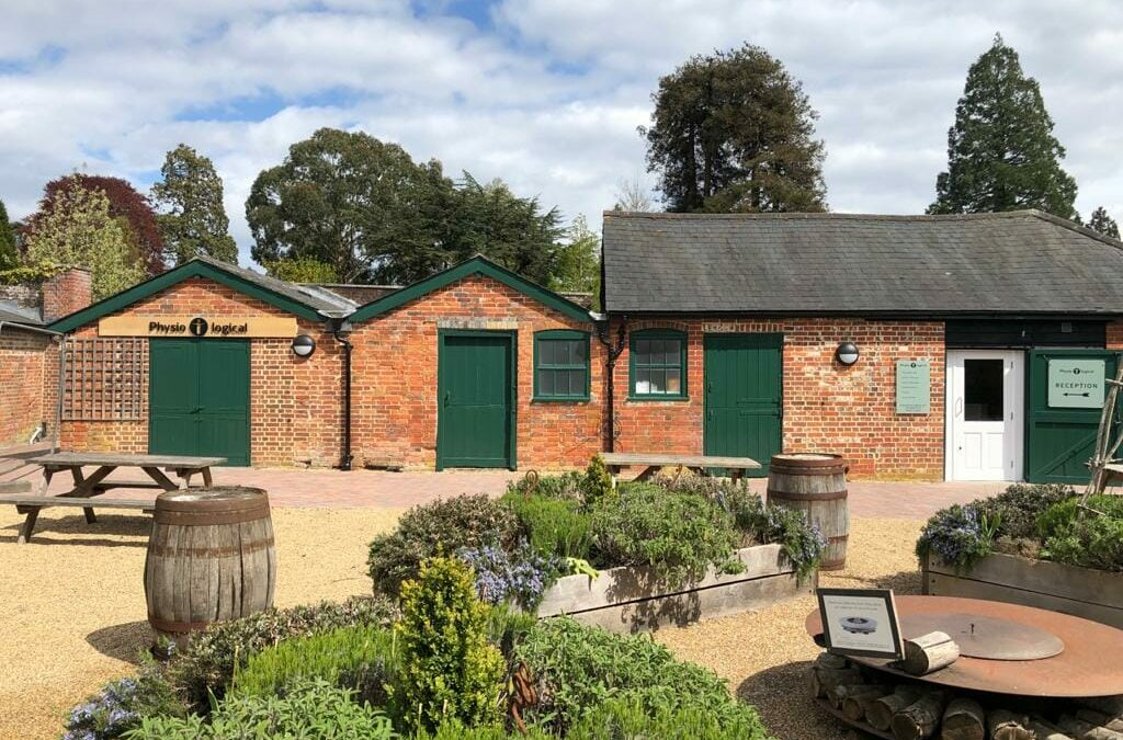 We're moving to new premises at The Stable Block, Stansted Park